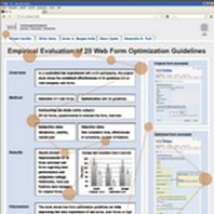 Form Optimization Poster